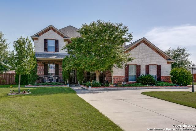 10486 Hunter Heights, Schertz, TX 78154 (MLS #1326847) :: Ultimate Real Estate Services