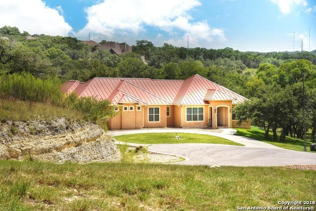 2221 Sierra Madre, Canyon Lake, TX 78133 (MLS #1326921) :: Ultimate Real Estate Services