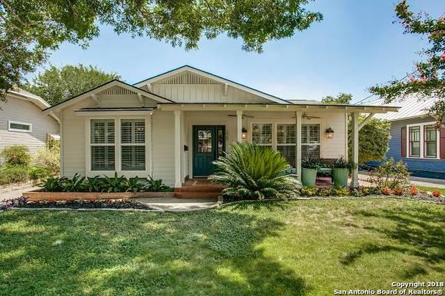220 Argo Ave, Alamo Heights, TX 78209 (MLS #1326937) :: The Castillo Group