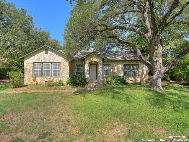 7907 N New Braunfels Ave, San Antonio, TX 78209 (MLS #1326996) :: The Castillo Group