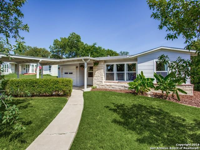 415 Karen Ln, San Antonio, TX 78209 (MLS #1327391) :: Exquisite Properties, LLC