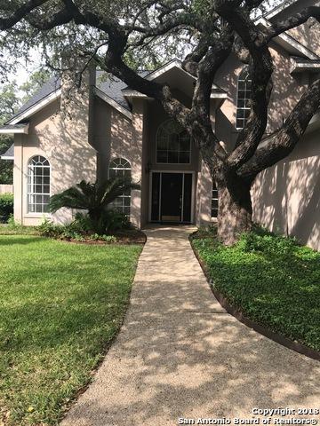 1559 Yosemite Oaks Circle, San Antonio, TX 78213 (MLS #1327400) :: Exquisite Properties, LLC