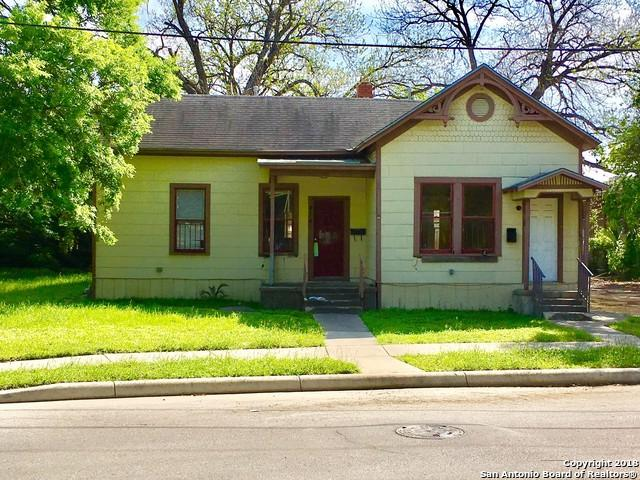 414 Barrera St, San Antonio, TX 78210 (MLS #1327558) :: Alexis Weigand Real Estate Group