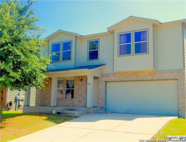 500 Hinge Falls, Cibolo, TX 78108 (MLS #1327560) :: Alexis Weigand Real Estate Group