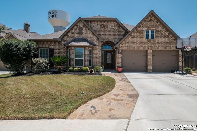 467 Wilderness Way, New Braunfels, TX 78132 (MLS #1327645) :: The Castillo Group