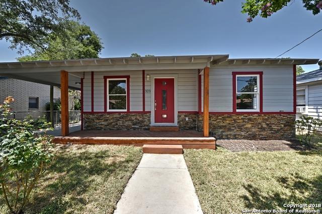 323 San Angelo, San Antonio, TX 78212 (MLS #1327705) :: Exquisite Properties, LLC