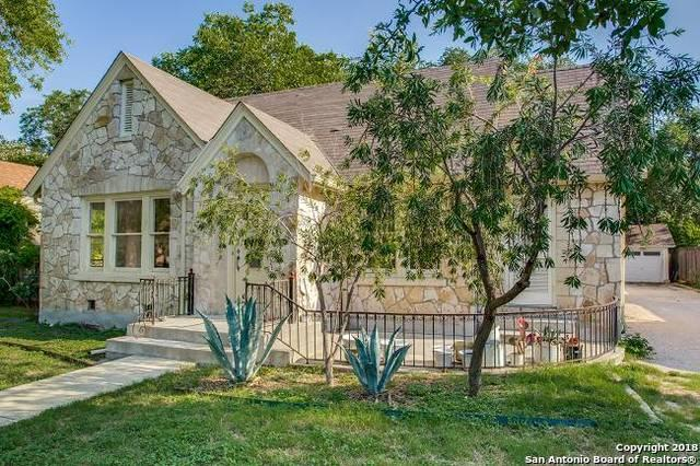 365 Club Dr, San Antonio, TX 78201 (MLS #1327826) :: The Suzanne Kuntz Real Estate Team