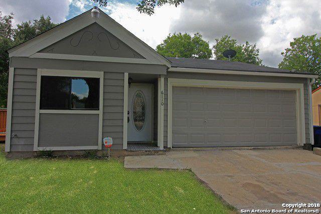 6110 Sunrise Cliff Dr, San Antonio, TX 78244 (MLS #1327851) :: Alexis Weigand Real Estate Group