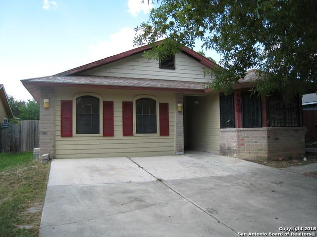 5943 Pleasant Lk, San Antonio, TX 78222 (MLS #1328128) :: Alexis Weigand Real Estate Group