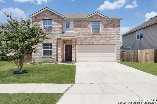 8523 Chickasaw Bluff, Converse, TX 78109 (MLS #1328162) :: The Castillo Group