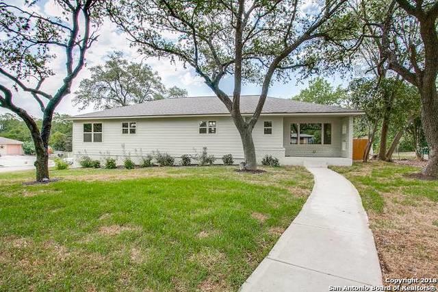 548 Rittiman Rd, Terrell Hills, TX 78209 (MLS #1328211) :: Exquisite Properties, LLC