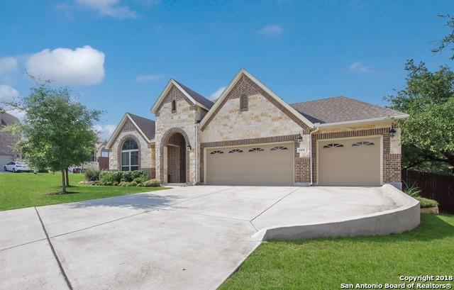 2434 Cortona Mist, San Antonio, TX 78260 (MLS #1328223) :: Exquisite Properties, LLC