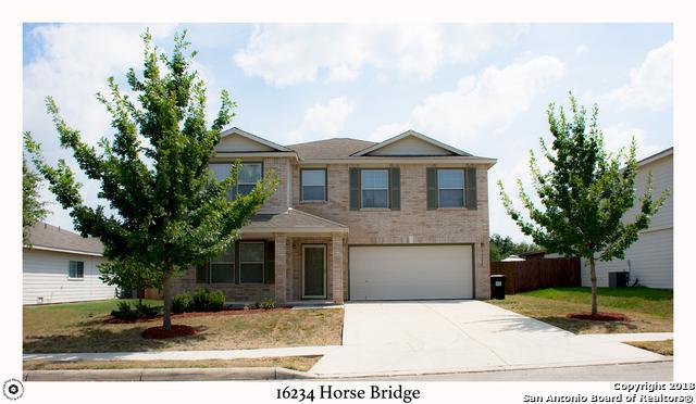 16234 Horse Bridge, Selma, TX 78154 (MLS #1328392) :: Erin Caraway Group