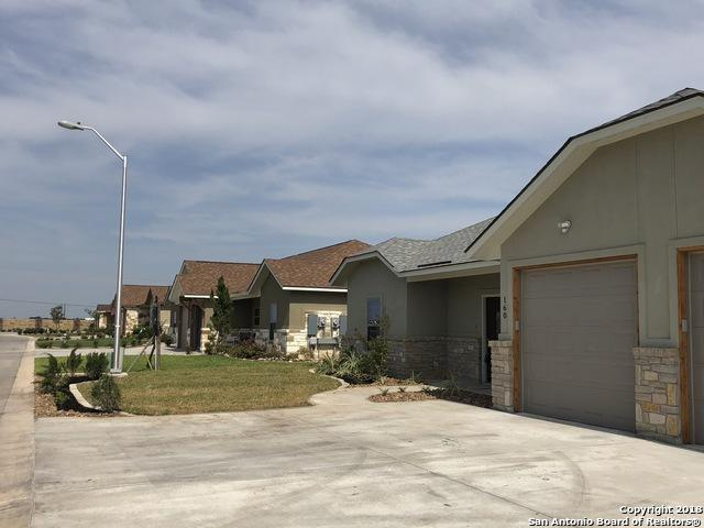 160 Navarro Crossing 4A, Seguin, TX 78155 (MLS #1328574) :: Alexis Weigand Real Estate Group