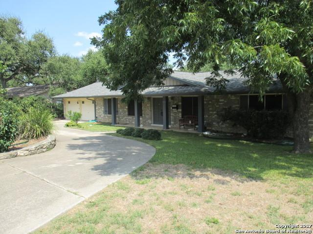 8114 Robin Rest Dr, San Antonio, TX 78209 (MLS #1328668) :: The Castillo Group