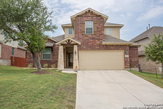 611 Colosseo Way, San Antonio, TX 78253 (MLS #1328684) :: Exquisite Properties, LLC