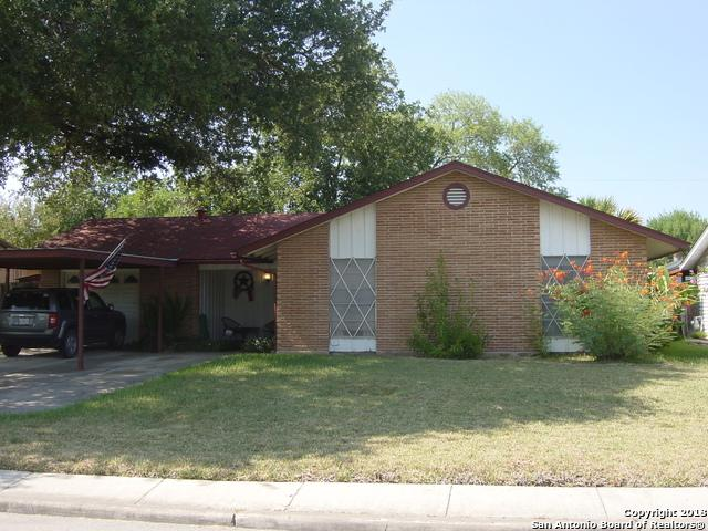 5111 Redding Ln, Kirby, TX 78219 (MLS #1328708) :: The Castillo Group