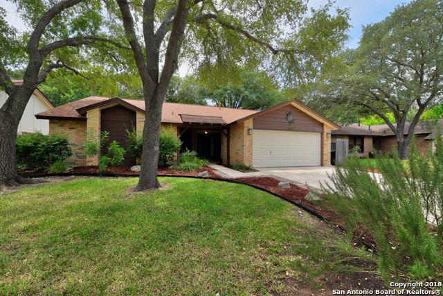 2858 Burning Log St, San Antonio, TX 78247 (MLS #1328743) :: Exquisite Properties, LLC