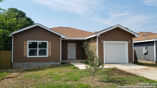 6538 Marcum Dr, San Antonio, TX 78227 (MLS #1328789) :: Exquisite Properties, LLC