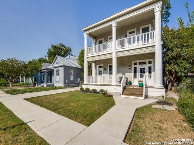 411 Cedar St, San Antonio, TX 78210 (MLS #1328804) :: Exquisite Properties, LLC