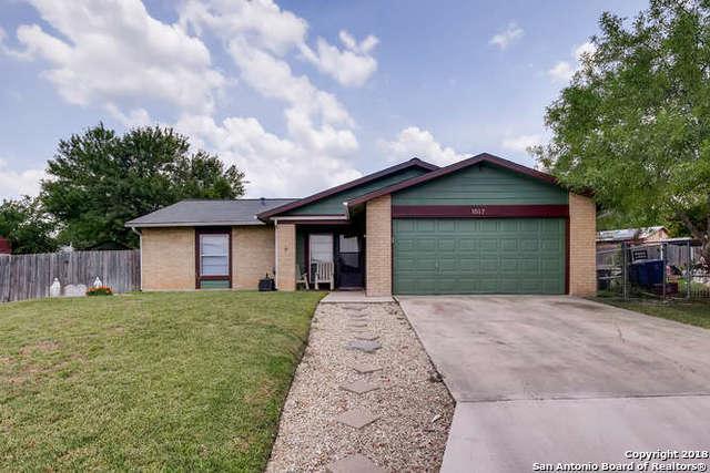 1007 Echo Bluff, San Antonio, TX 78245 (MLS #1328921) :: The Castillo Group