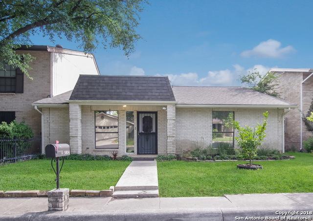 5814 Rue Burgundy, San Antonio, TX 78240 (MLS #1328985) :: Exquisite Properties, LLC