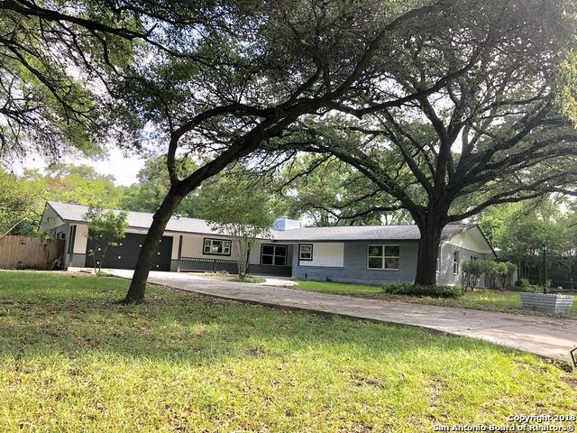 215 Briarcliff Dr, Castle Hills, TX 78213 (MLS #1328990) :: The Castillo Group