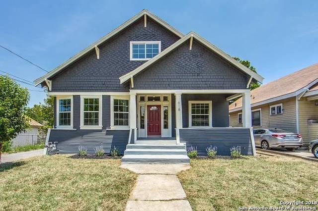 618 Saint James, San Antonio, TX 78202 (MLS #1329012) :: Exquisite Properties, LLC