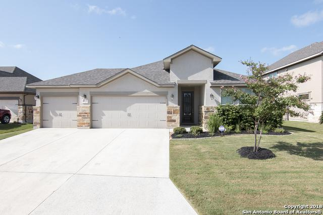 8022 Cibolo View, Fair Oaks Ranch, TX 78015 (MLS #1329158) :: Exquisite Properties, LLC