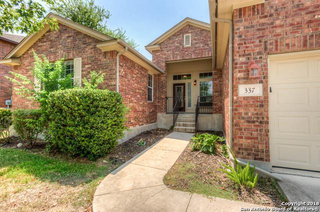 337 Brush Trail Bend, Cibolo, TX 78108 (MLS #1329215) :: Exquisite Properties, LLC