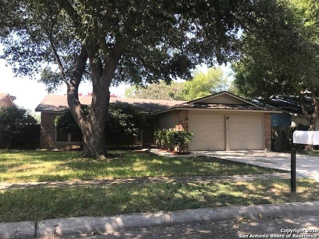 5918 Moores Creek, San Antonio, TX 78233 (MLS #1329235) :: The Castillo Group