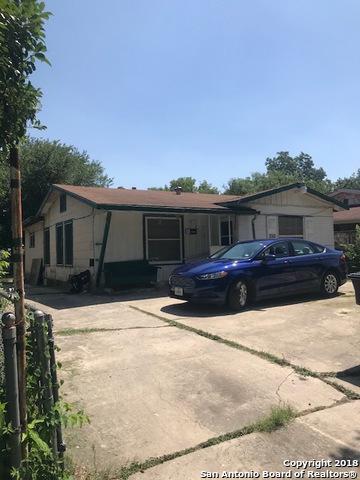 1218 Shadwell Dr, San Antonio, TX 78228 (MLS #1329291) :: NewHomePrograms.com LLC