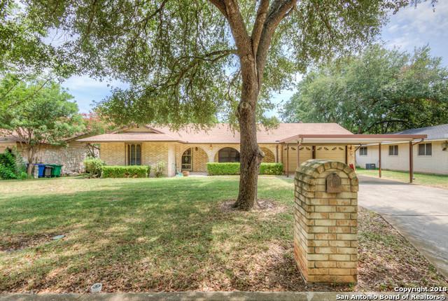 5806 Dan Duryea Dr, San Antonio, TX 78240 (MLS #1329309) :: Alexis Weigand Real Estate Group