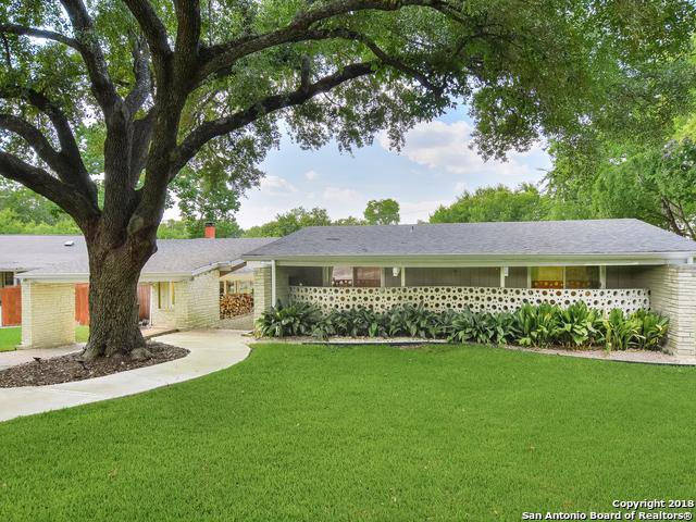 3211 Northridge Dr, San Antonio, TX 78209 (MLS #1329801) :: Exquisite Properties, LLC