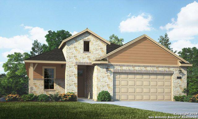 8002 Blackhawk Pass, San Antonio, TX 78253 (MLS #1329988) :: Alexis Weigand Real Estate Group