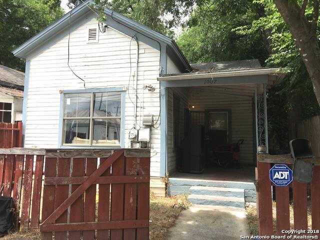 1007 N Cherry St, San Antonio, TX 78202 (MLS #1330033) :: Exquisite Properties, LLC