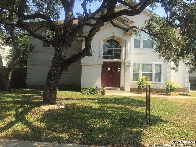 2307 Gold Holly Pl, San Antonio, TX 78259 (MLS #1330228) :: Alexis Weigand Real Estate Group
