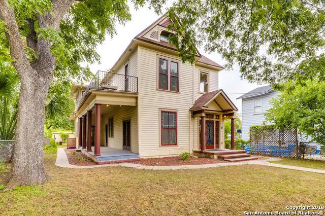 610 E Carson St, San Antonio, TX 78208 (MLS #1330440) :: Alexis Weigand Real Estate Group