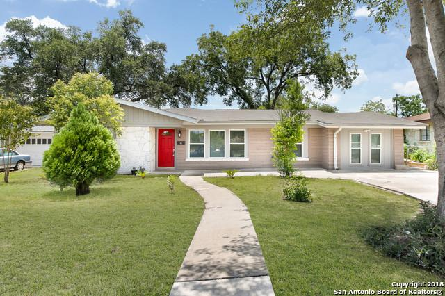 3318 W Woodlawn Ave, San Antonio, TX 78228 (MLS #1330463) :: The Castillo Group