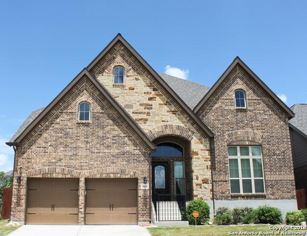 421 Ricadonna, San Antonio, TX 78253 (MLS #1330521) :: Exquisite Properties, LLC