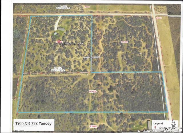 1205 Cr 732, Yancey, TX 78886 (MLS #1330522) :: Exquisite Properties, LLC