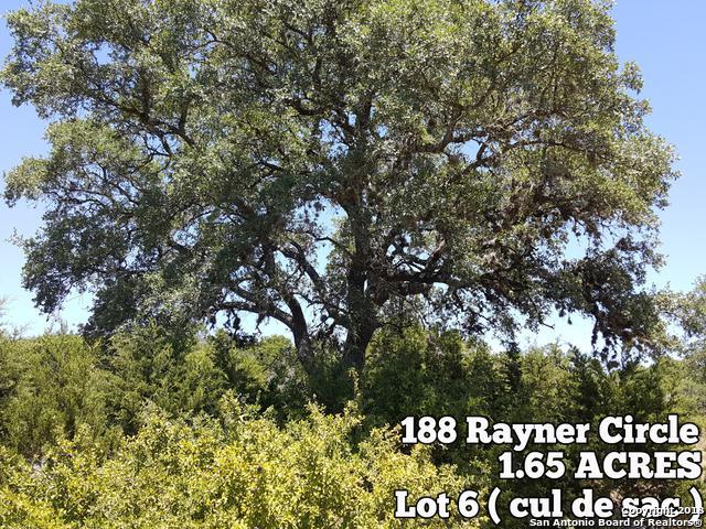 188 Rayner Circle, Spring Branch, TX 78070 (MLS #1330596) :: Exquisite Properties, LLC
