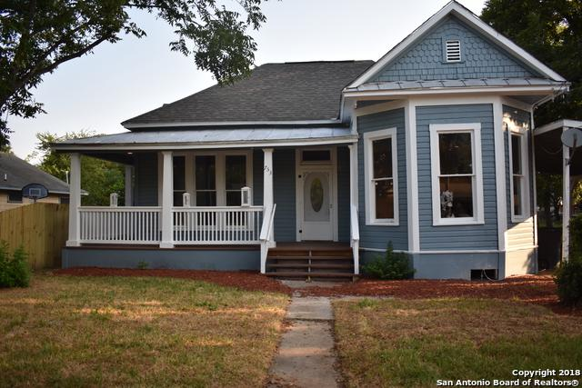 753 Gladstone, San Antonio, TX 78225 (MLS #1330616) :: Alexis Weigand Real Estate Group