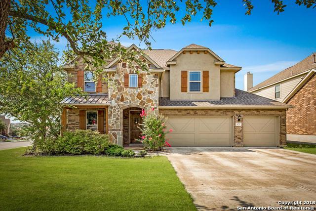 24727 Glass Canyon, San Antonio, TX 78260 (MLS #1330847) :: Alexis Weigand Real Estate Group