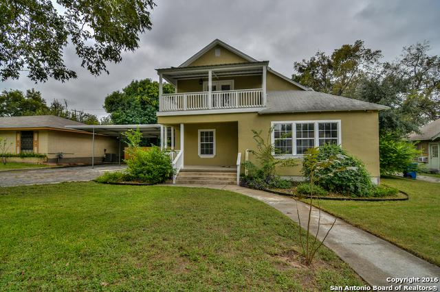 232 W Ridgewood Ct, San Antonio, TX 78212 (MLS #1330963) :: Exquisite Properties, LLC