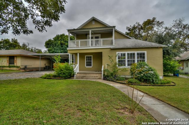 232 W Ridgewood Ct, San Antonio, TX 78212 (MLS #1330963) :: ForSaleSanAntonioHomes.com