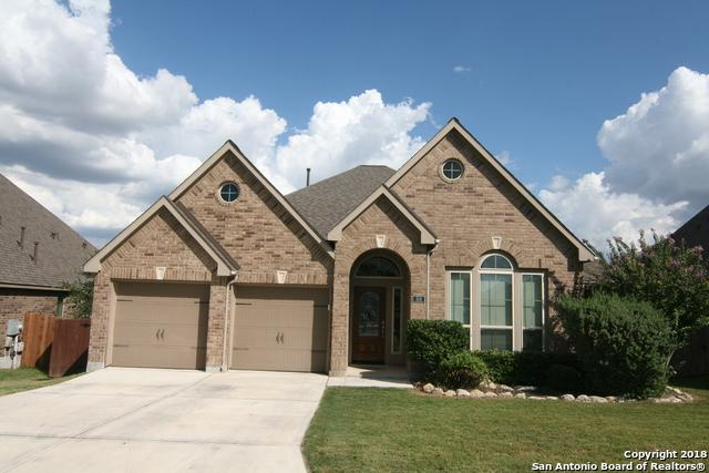 514 Lucrezia, San Antonio, TX 78253 (MLS #1331005) :: Exquisite Properties, LLC