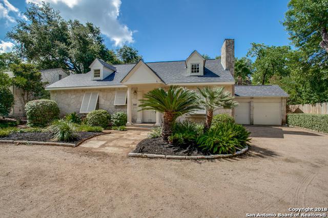 110 E Wildwood Dr, Olmos Park, TX 78212 (MLS #1331009) :: The Castillo Group