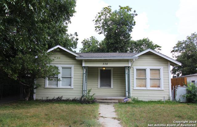 338 E Gerald Ave, San Antonio, TX 78214 (MLS #1331031) :: The Castillo Group