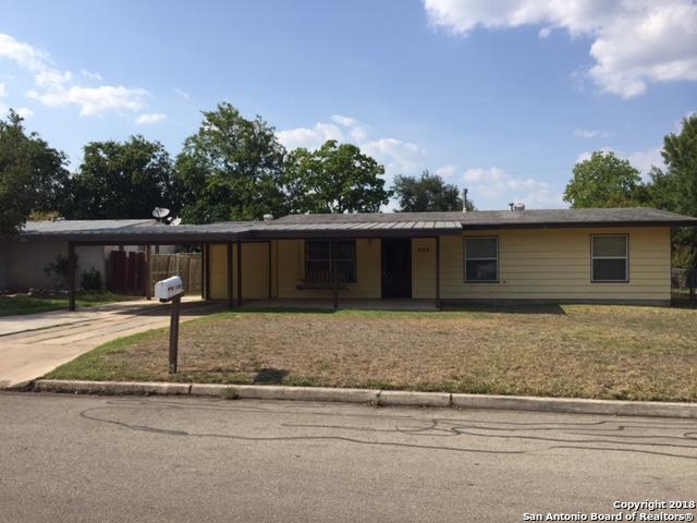6123 Birch Valley Dr, San Antonio, TX 78242 (MLS #1331050) :: Alexis Weigand Real Estate Group